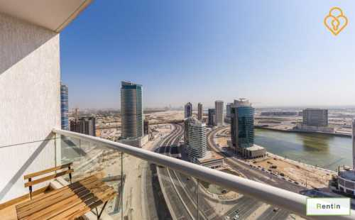 Downtown Dubai Modern Two Bed Apartment