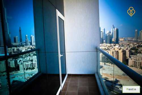 Studio for rent in Downtown Dubai