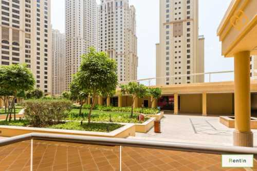 Studio for rent in Jumeirah Beach Residence
