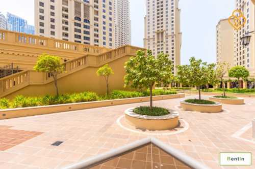 JBR One Bedroom apartment for rent