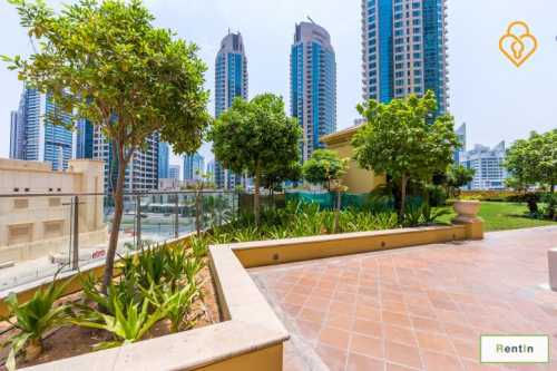 Studio apartment for rent in JBR