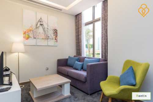 1 bedroom apartment in Jumeirah Beach for rent