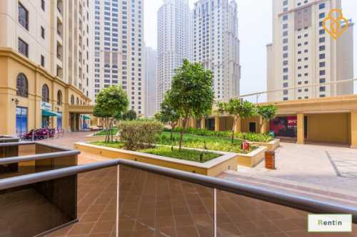 JBR Murjan 5 Studio apts for rent