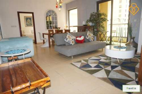 Furnished apartment for rent in Dubai
