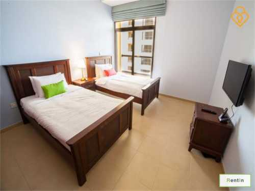 JBR Charming Arabesque 2 bedroom apartment Dubai