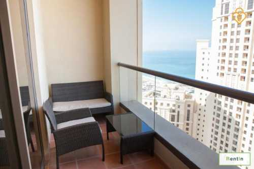 JBR Shams two bedroom apartments for rent in Dubai