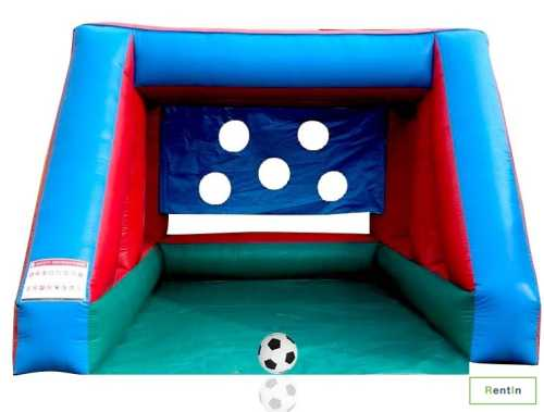 Inflatable Goal shooting rental