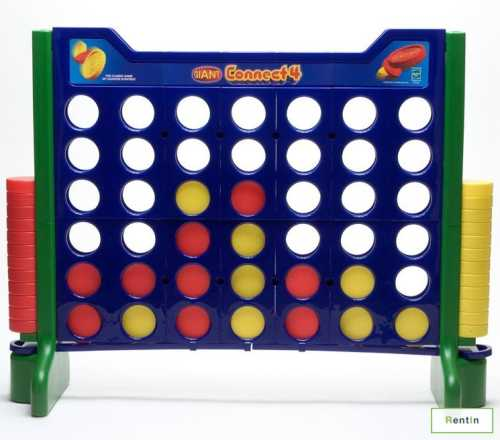 Giant Connect 4 Arcade game rental