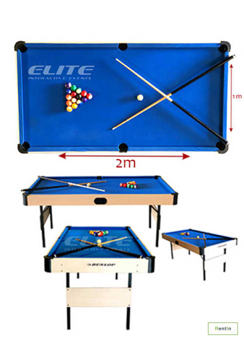 Rent snooker table in Dubai