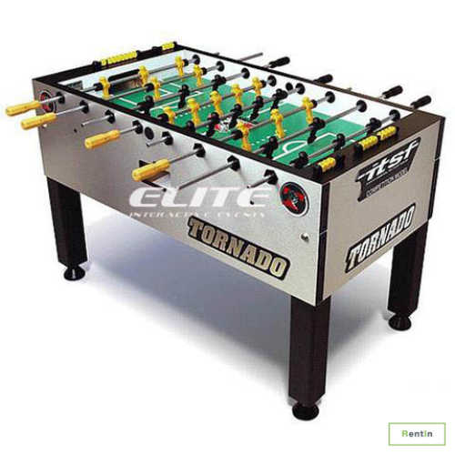 Foosball table for rent in Dubai
