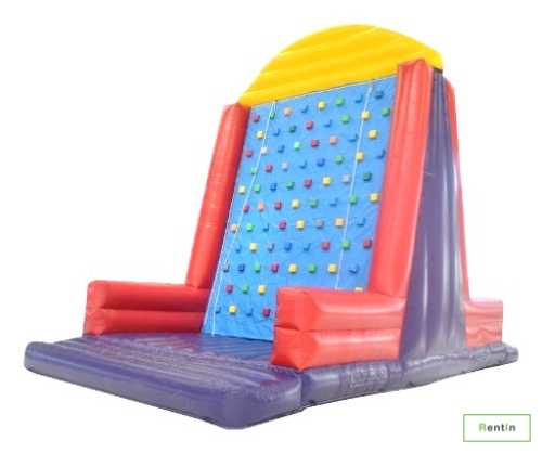 Mountain & Velcro Wall (colored)