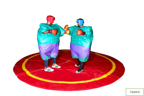 Sumo Themed Fight game rental