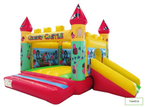 Country bouncy inflatable game rental