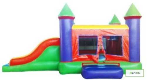 Palace bouncy inflatable game rental