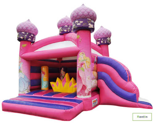 Princess palace indoor bounce house