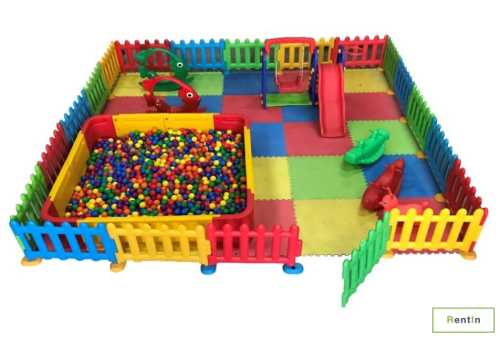 Soft play area for rent