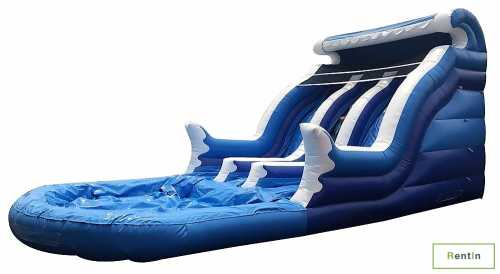 Blue Waves Slide for rent in Dubai