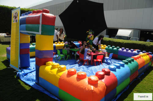Rent children's play equipment – activities arena