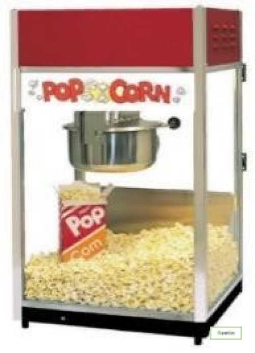 Popcorn Machines Rental in Dubai