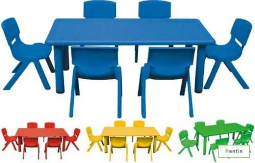 Kid's tables and chairs rental in Dubai
