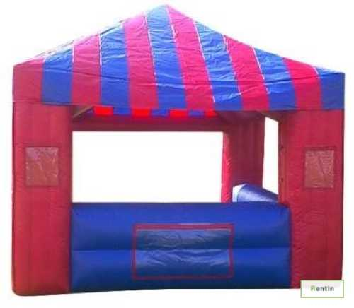Inflatable carnival tent hire