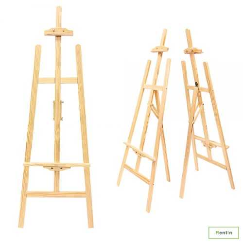 WOODEN EASEL STAND RENT IN DUBAI