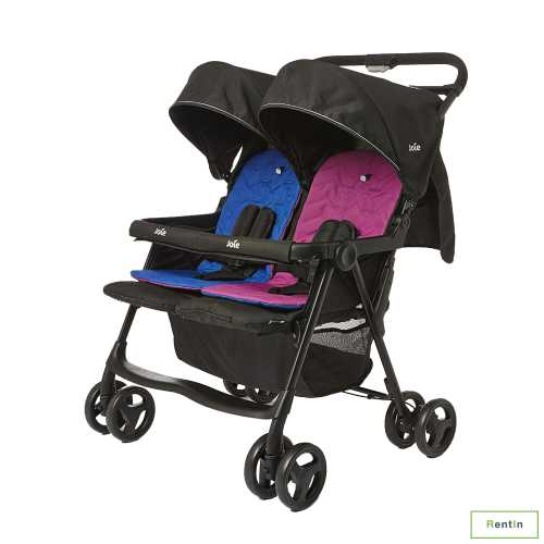 Rent Joie Aire Double Stroller in Dubai