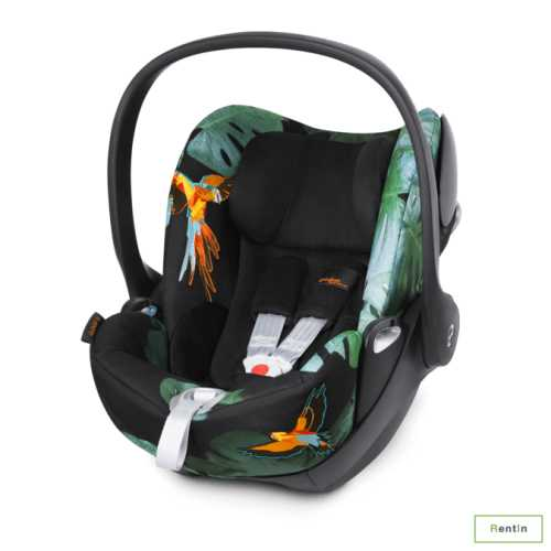Cybex Cloud Q car seat rental in Dubai