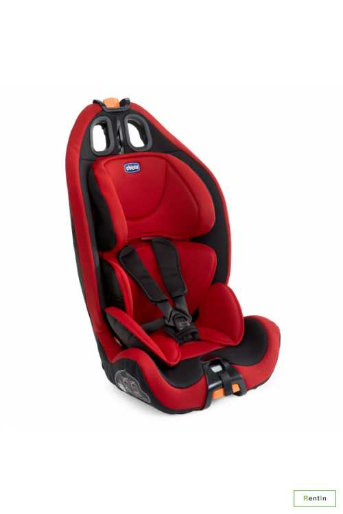 Chicco Gro up 123 car seat for rent in Dubai