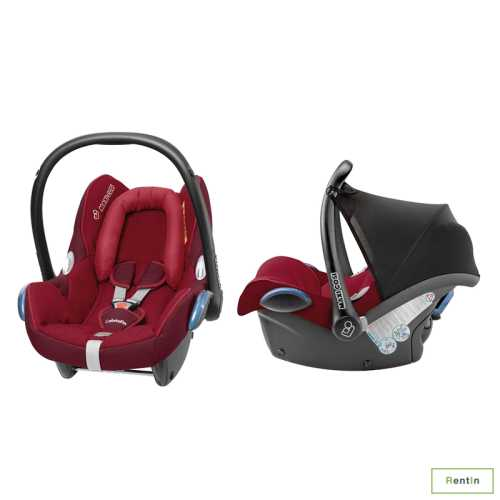 Rent MAXICOSI CABRIO FIX car seat in Dubai