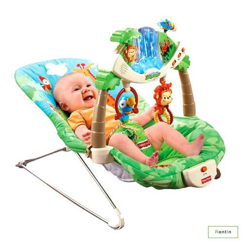 Fisher Price Baby Bouncer for rent in Dubai