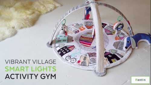 Rent Skiphop Vibrant Village Activity Gym in Dubai