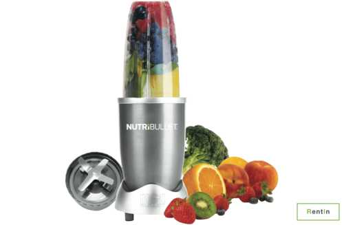 Nutrebullet blender for rent in Dubai