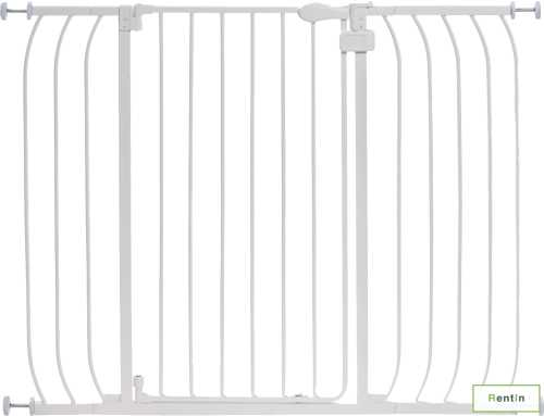 Rent Summer infant Multi-Use Extra Tall Walk-Thru Gate-White Suitable in Dubai