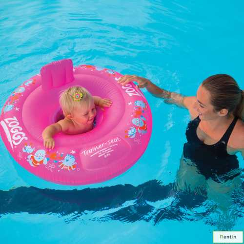 Zogg's Inflatable Swim Trainer-Seat 12-18 Months rental in Dubai