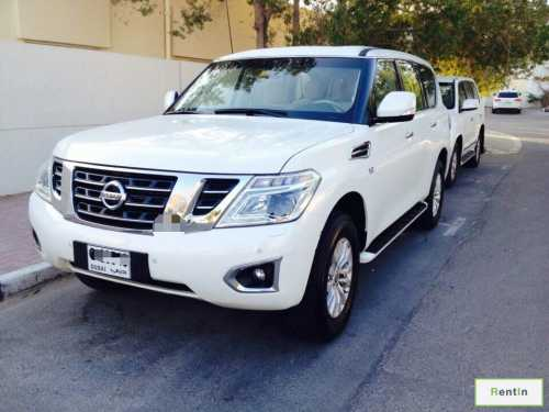 Nissan Patrol 2014 for rent in Sharjah