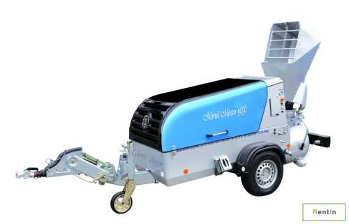 Screed machine for rent Dubai
