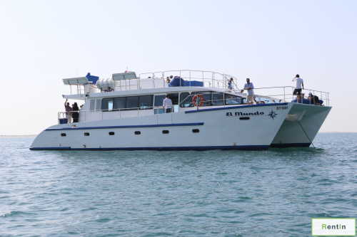 Catamaran Swimming Cruise