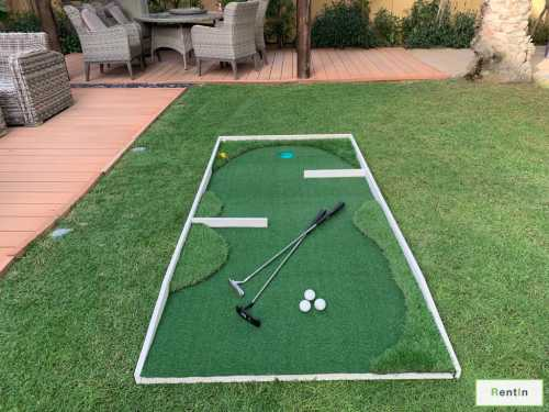 Mini golf for rental