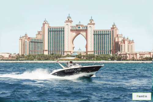 Rent a fishing boat in dubai - Key Largo 27