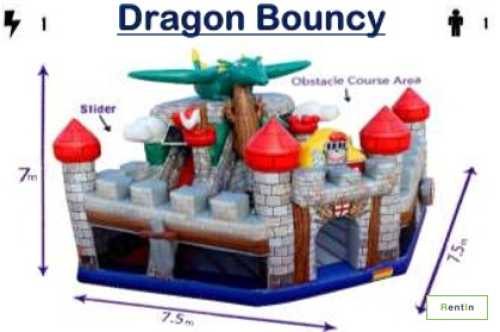 DRAGON BOUNCY