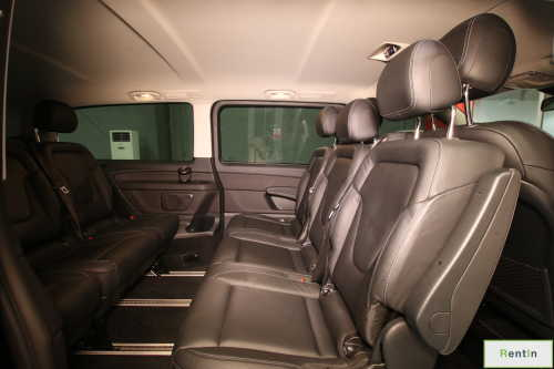 Mercedes V-Class 250 for rent