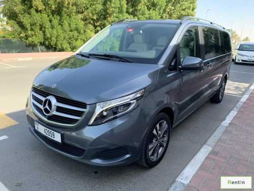 Mercedes V Class Rental in Dubai, Hire Mercedes V Class at RentIn.ae
