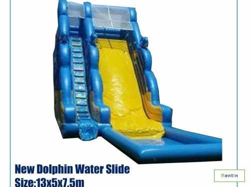 New Dolphin Water slide