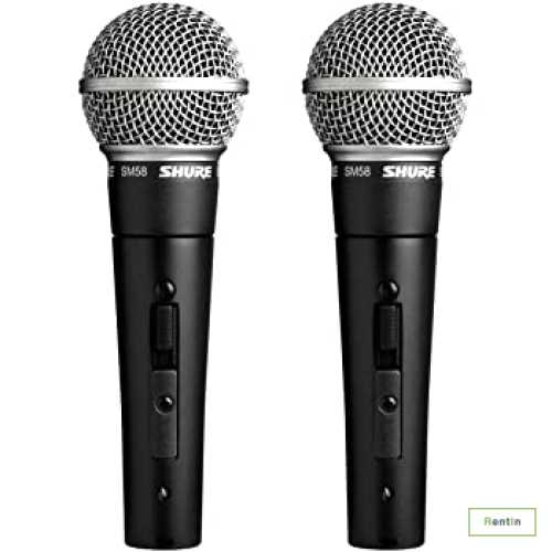 Microphone with Stand (Wired)