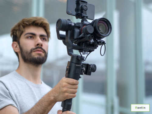 Professional camera Gimbal