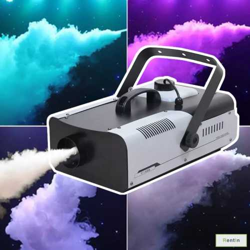 Smoke machine for rent in Dubai